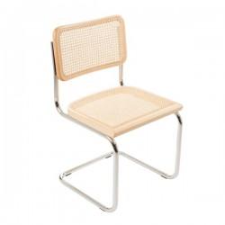 Bauhausstol utan karm rotting