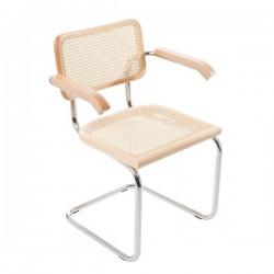 Bauhausstol med karm rotting